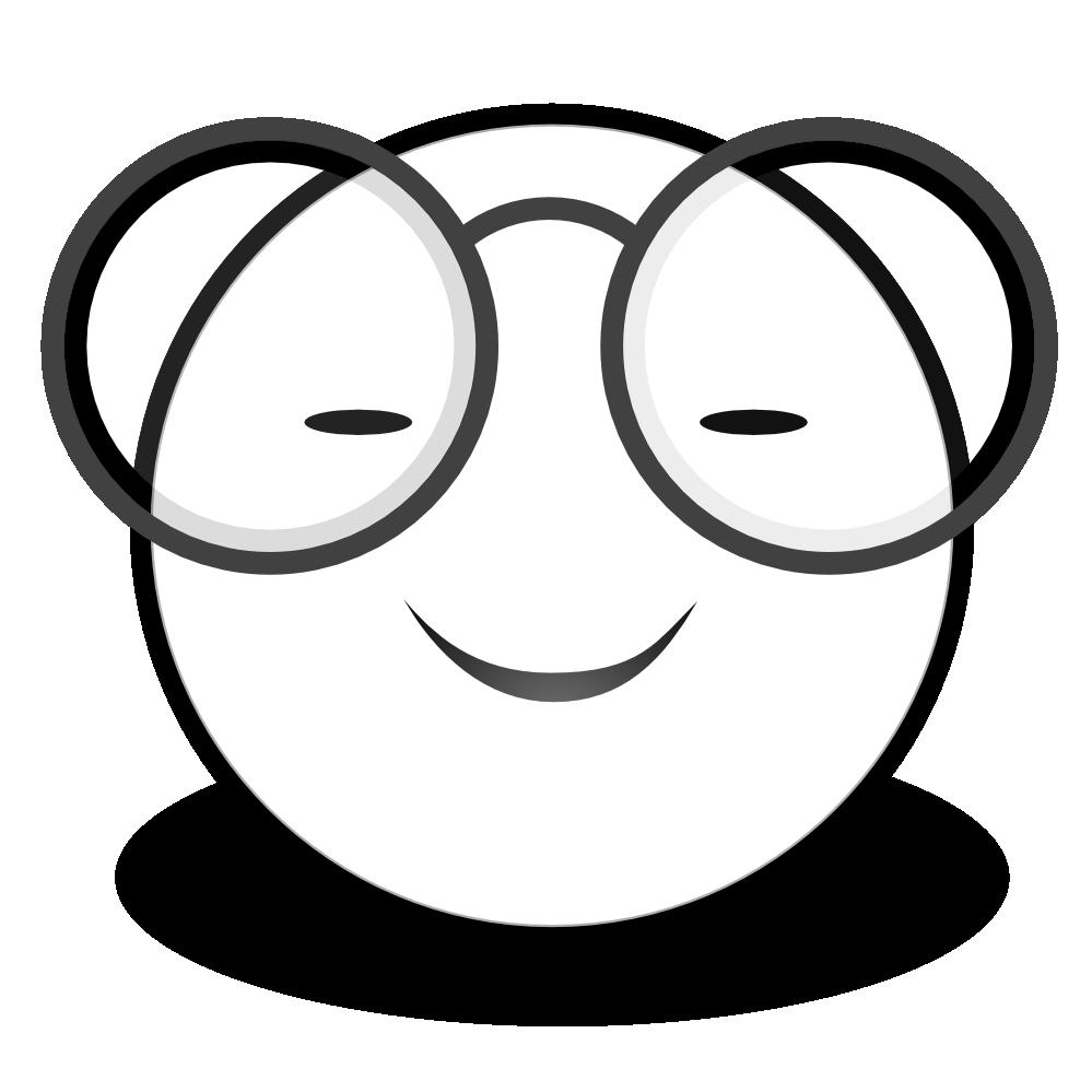 Sunglasses Clipart Black And White.