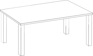 Free White Table Cliparts, Download Free Clip Art, Free Clip Art on.