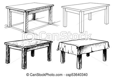 Set table clipart black and white 3 » Clipart Portal.