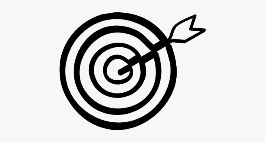 Archery Clipart Target Symbol.