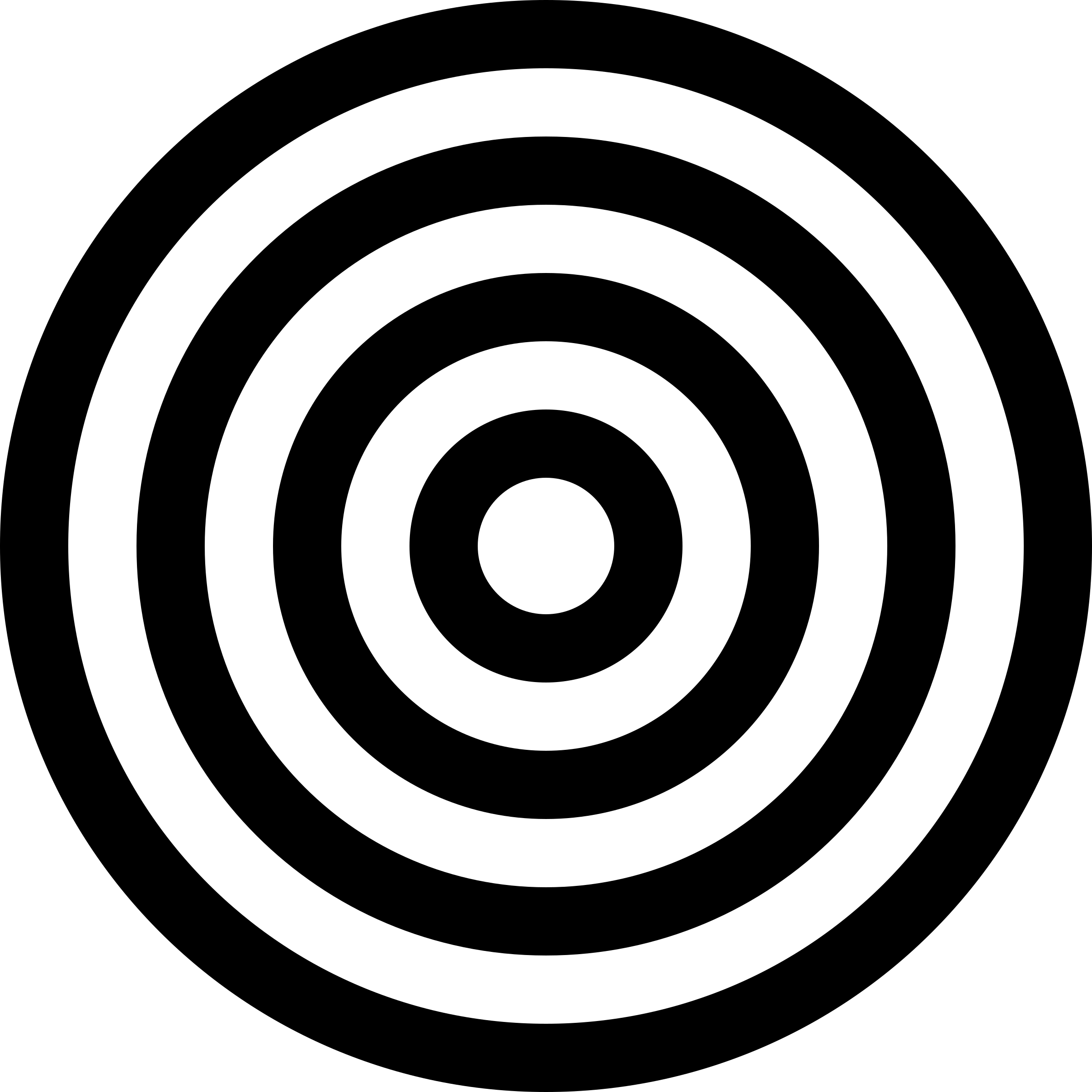 2149 Target free clipart.