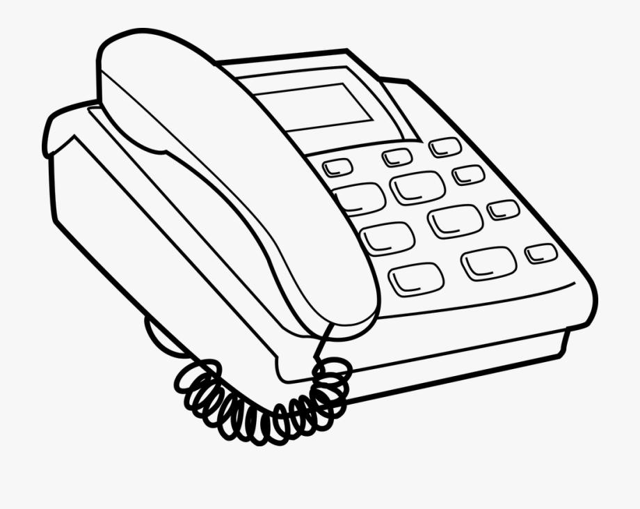 Free Vector Graphic Telephone Phone Munication Image.