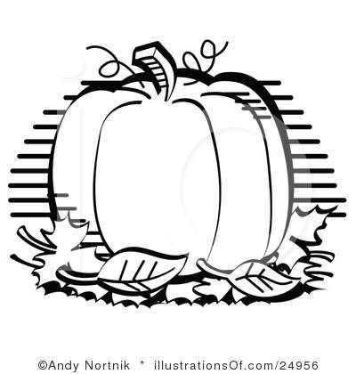 Free thanksgiving clipart black and white » Clipart Station.