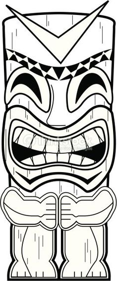 Tiki Clipart Group with 74+ items.