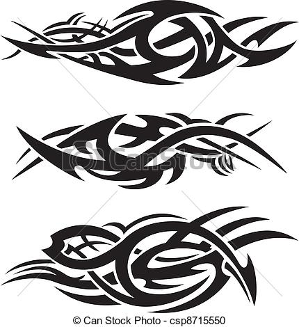 Tribal clipart black and white 3 » Clipart Station.