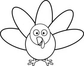 Similiar Black And White Cartoon Turkey Pictures For Thanksgiving.