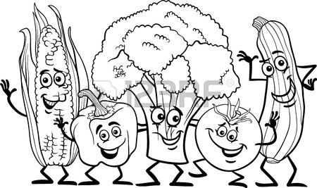 Vegetable Cartoon Stock Photos & Pictures. Royalty Free Vegetable.