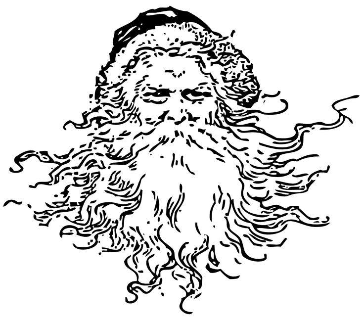 black and white vintage christmas clip art 20 free Cliparts | Download images on Clipground 2020