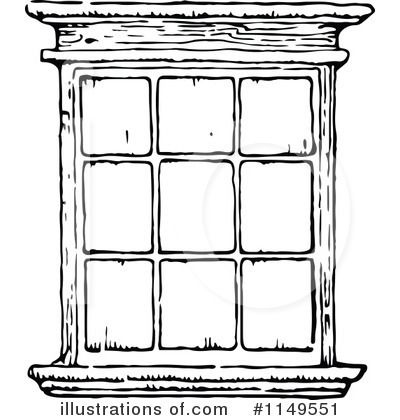 Image result for cartoon black and white windows.