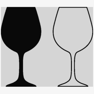 Free Empty Wine Glass Clipart Cliparts, Silhouettes, Cartoons Free.
