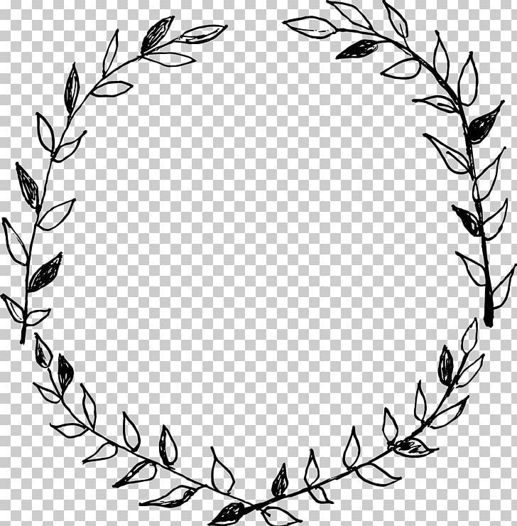 Laurel Wreath Drawing PNG, Clipart, Area, Artwork, Black, Black And.