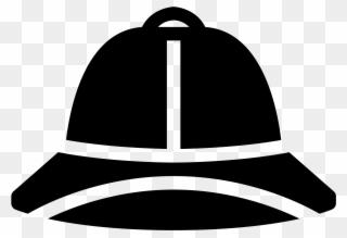 Vector Sombrero Explorer Hat.