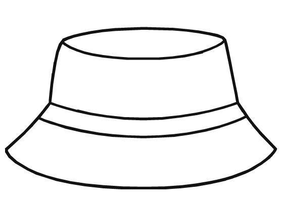 Bucket Hat Clipart.