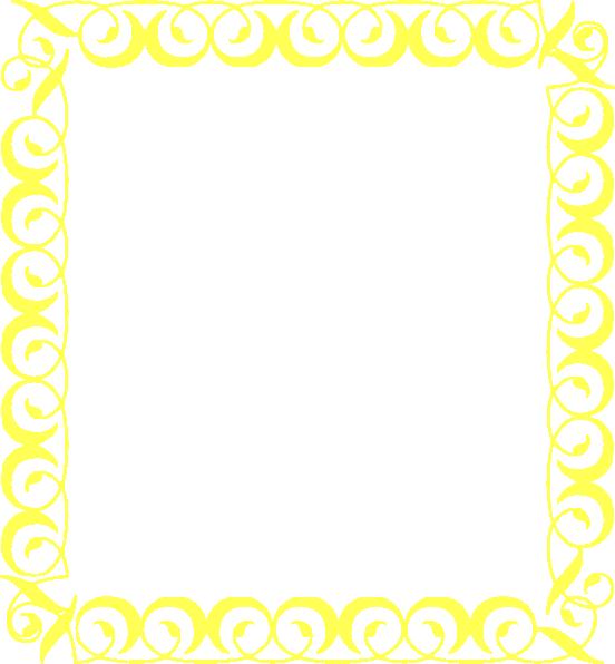 Yellow Border Clip Art at Clker.com.
