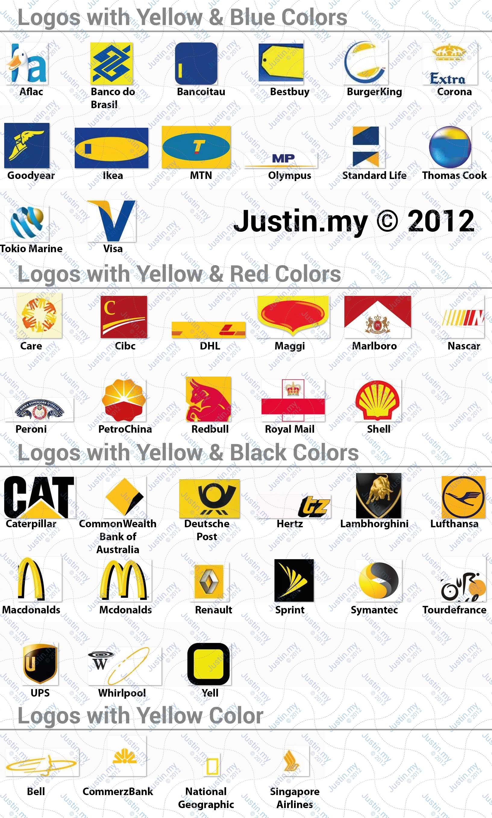 Black Yellow Logo.
