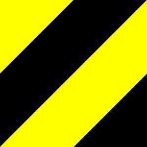 Warning Pattern / Caution Stripes.