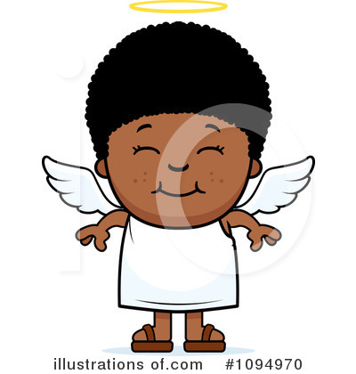 Angel Clipart #1094970.