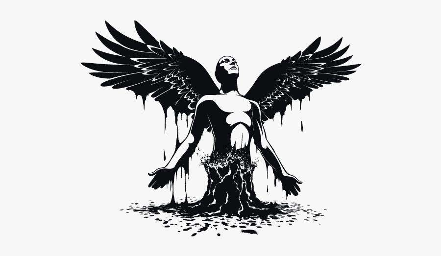 Fallen Angel Png , Free Transparent Clipart.