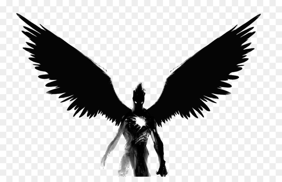 Angel Png Black And White & Free Angel Black And White.png.