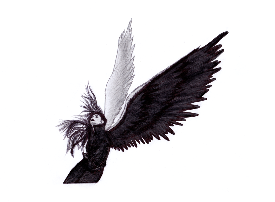 Free Black Angel Png, Download Free Clip Art, Free Clip Art on.