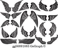 Library of wings angel svg royalty free png files.
