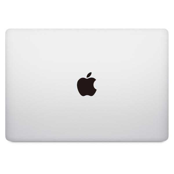 Black Apple Logo MacBook Decal.