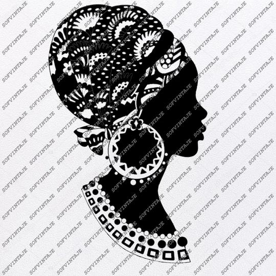 African Art Svg Files.
