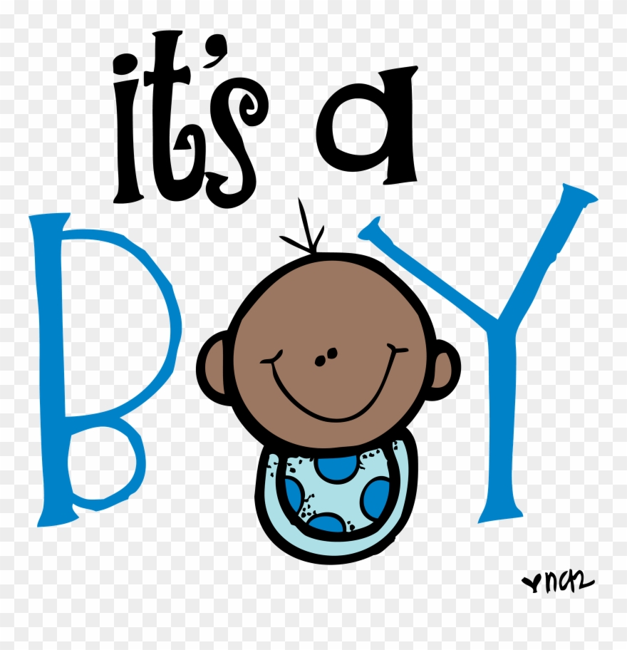 Black Clipart Baby Boy.