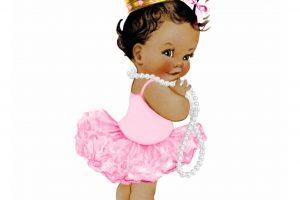 Black baby girl clipart » Clipart Portal.