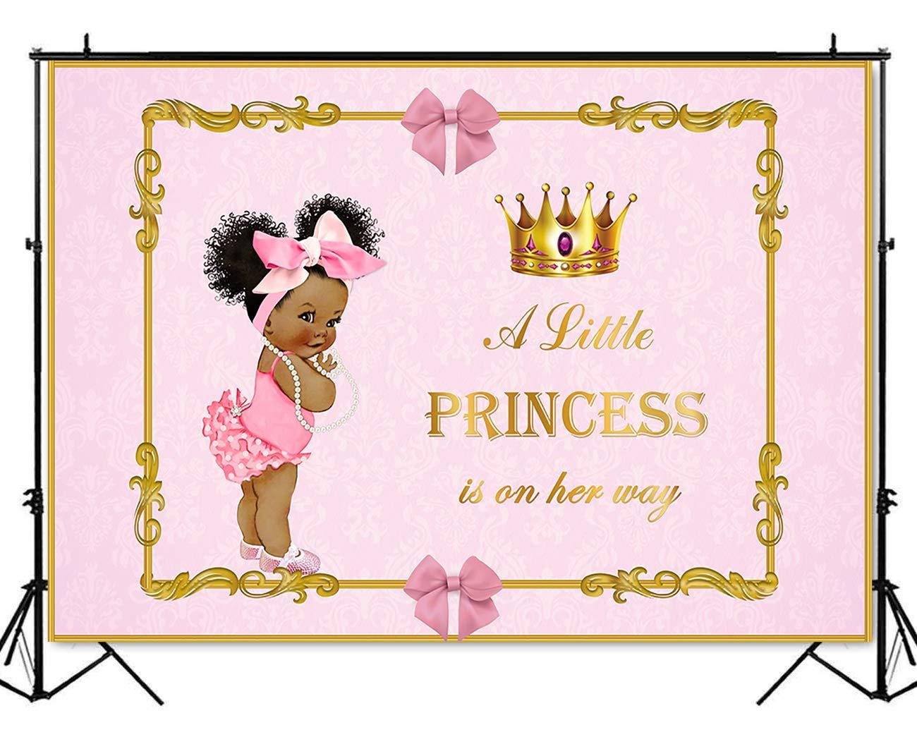 Amazon.com: Little Princess Labels Baby Shower Favor Stickers, Set.