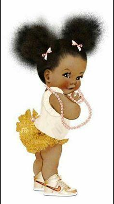 Black baby princess clipart 4 » Clipart Portal.