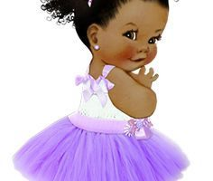 Black baby princess clipart 2 » Clipart Portal.