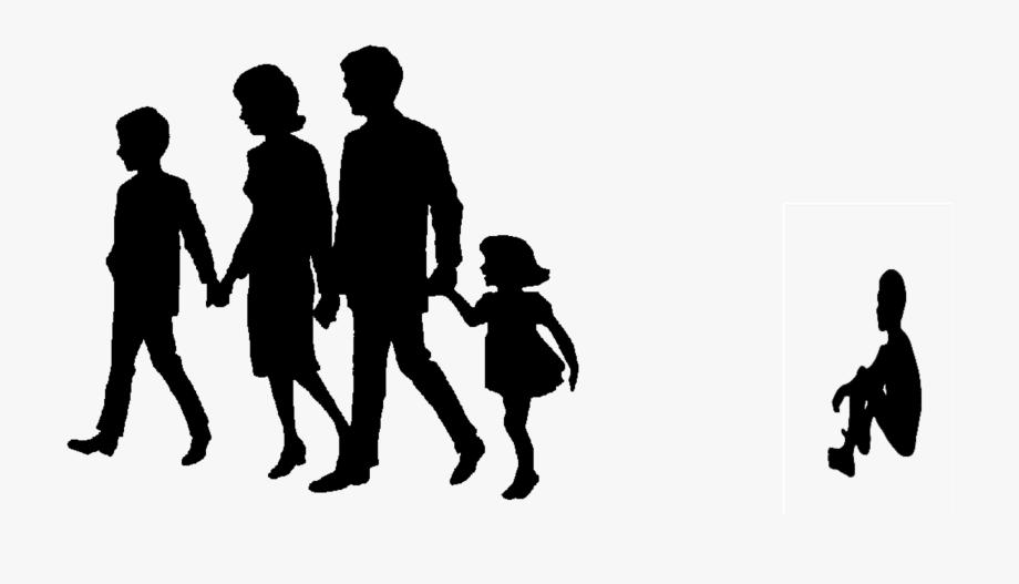 Black Family Reunion Clip Art.