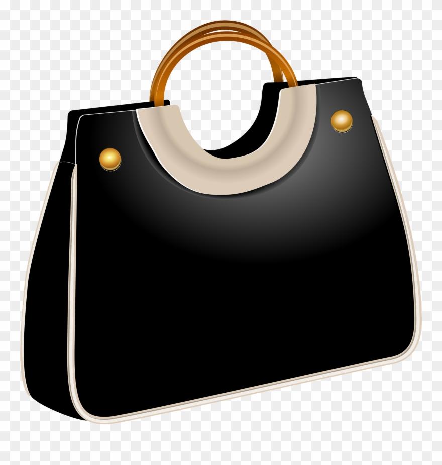 Handbag Black Png Clip Art Best Web.