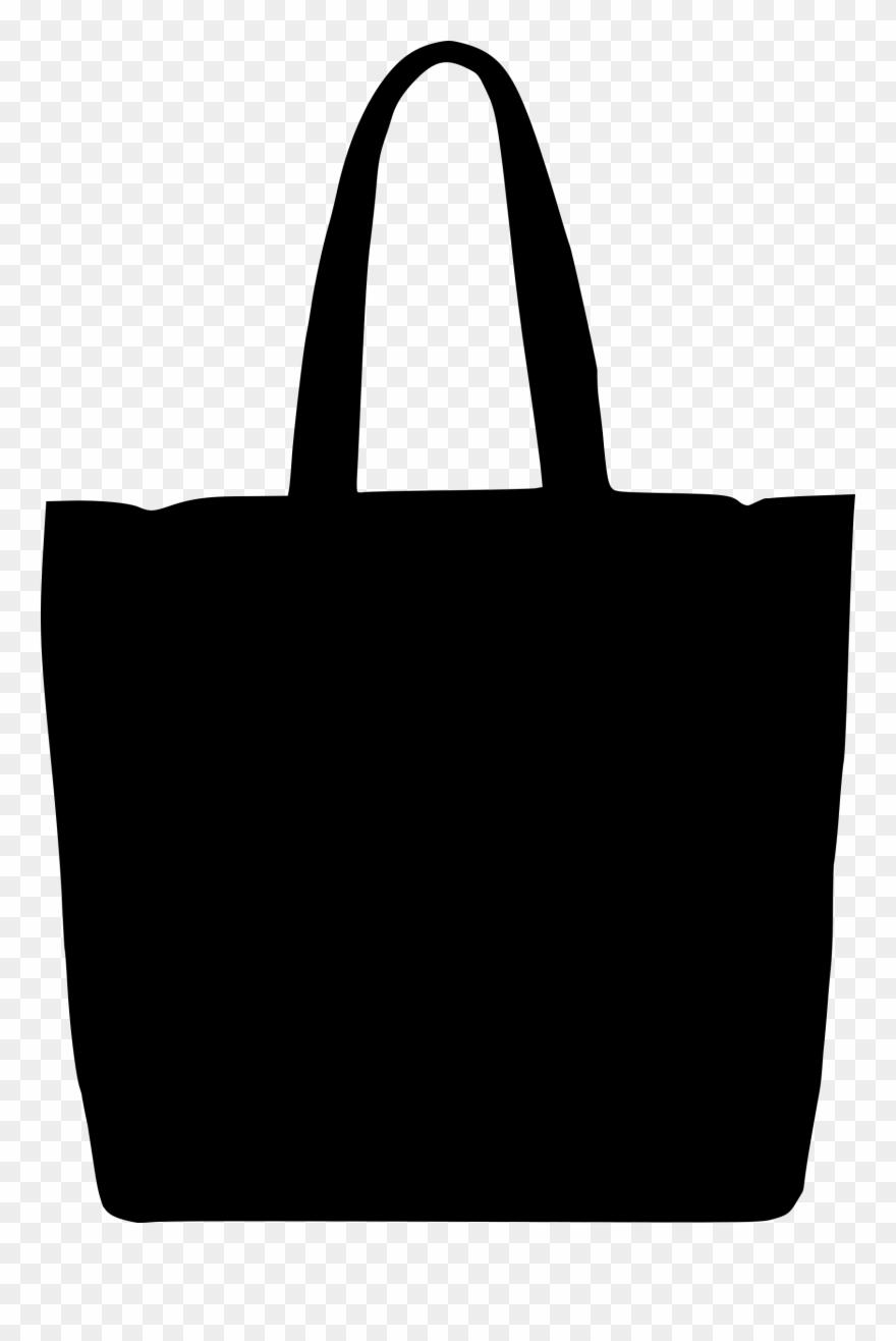 Women Bag Clipart Big Bag.
