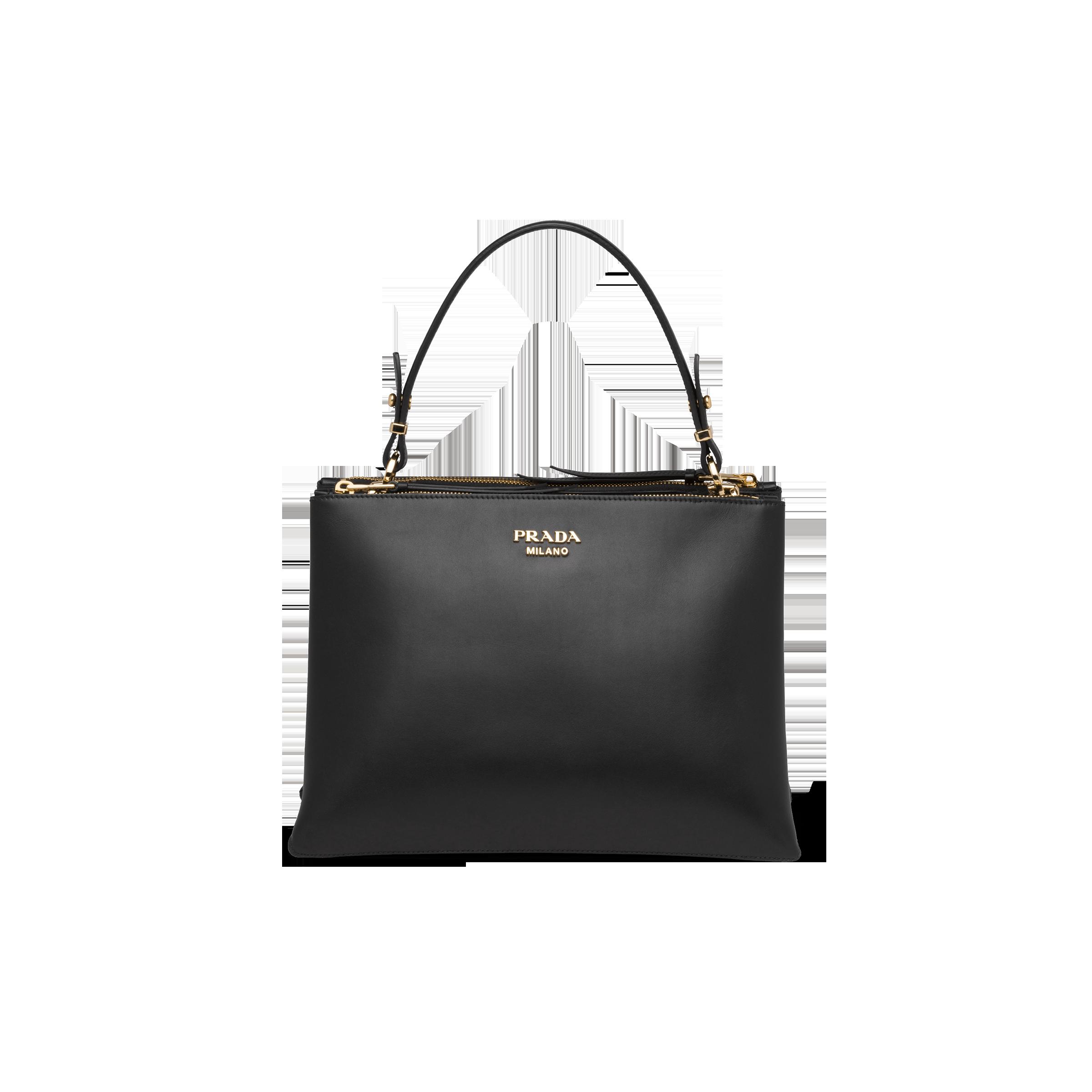 Prada Deux large bag.