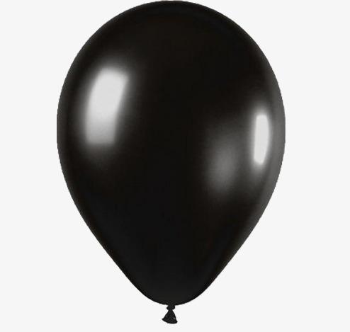 A Black Balloon, Balloon Clipart, Balloon, Black Balloon PNG.