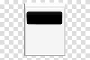N for Samurize, black bar illustration transparent.
