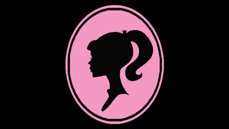 Free Black Barbie Silhouette, Download Free Clip Art, Free.