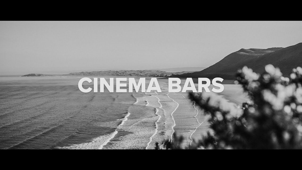 Make your videos Cinematic fast with Black Bars!.