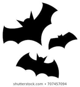 Black bat clipart 4 » Clipart Portal.