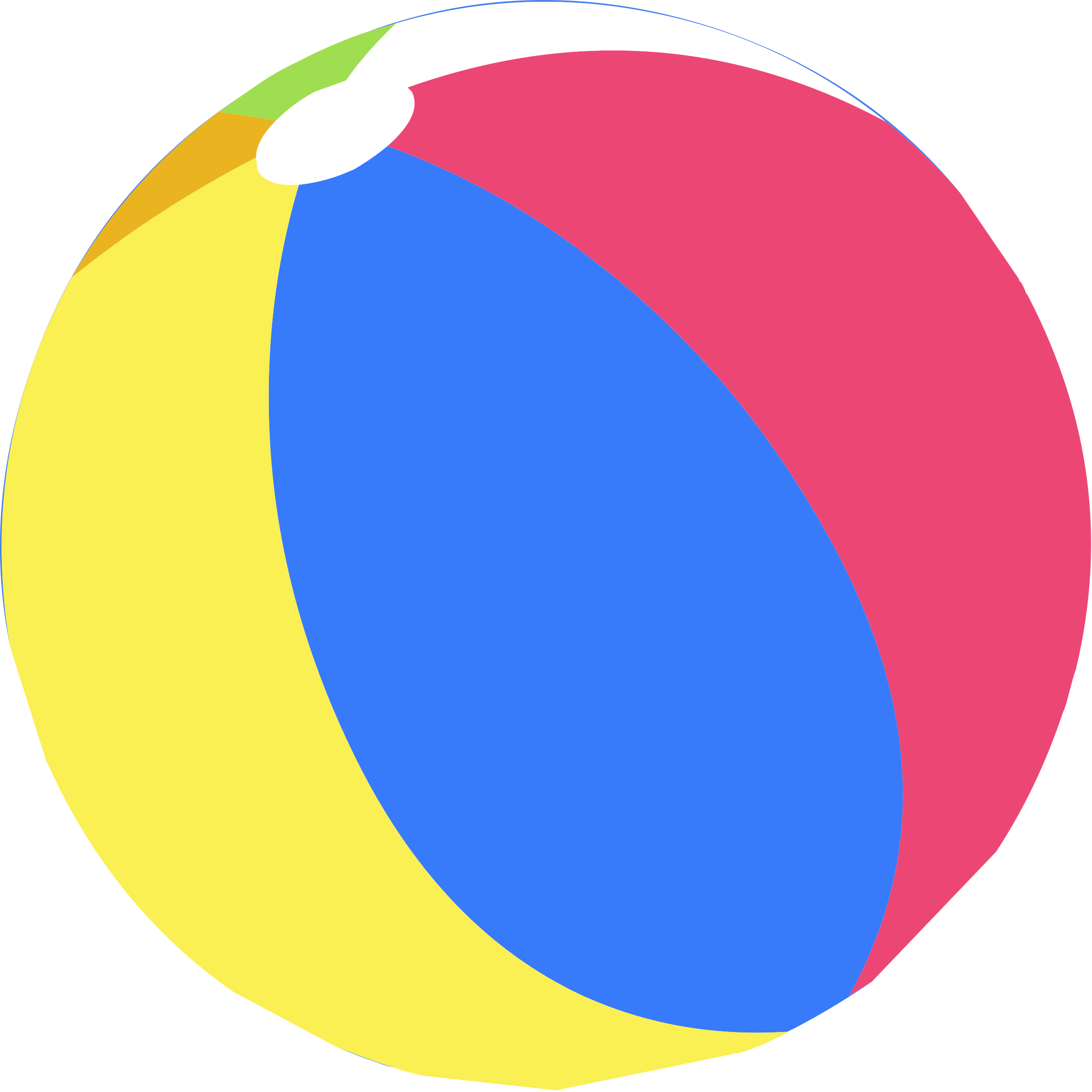 Beach ball Clip art.