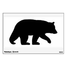 Bear Cub Silhouette Clipart#1940625.