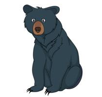 Free Bear Clipart.