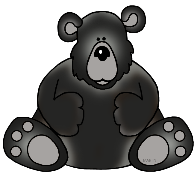 Black Bear Clip Art & Black Bear Clip Art Clip Art Images.