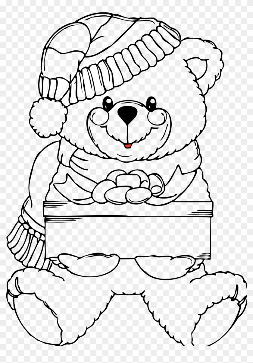Bear Black And White Black Bear Clipart Black And White.