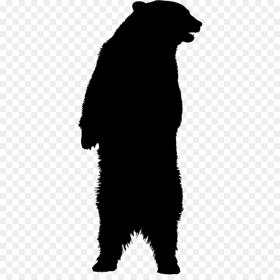 American black bear Polar bear Grizzly bear Clip art.