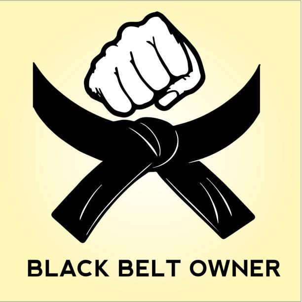 Top 60 Black Belt Clip Art, Vector Graphics and Illustrations.