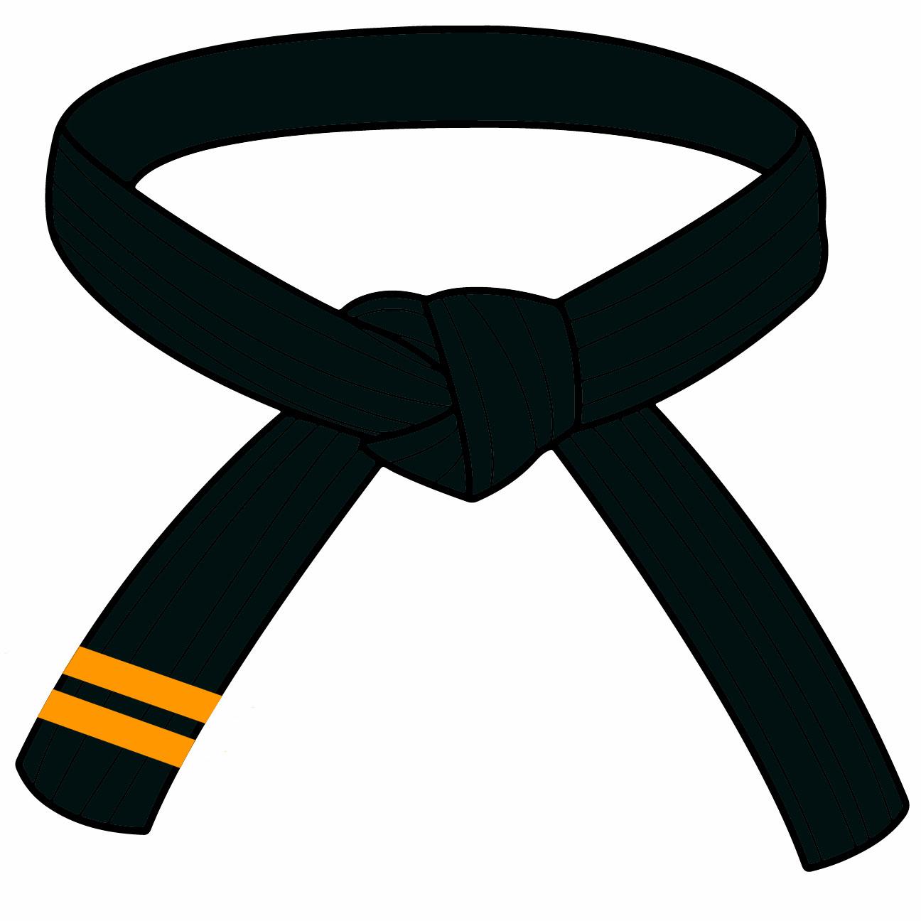 Black belt clipart 4 » Clipart Station.