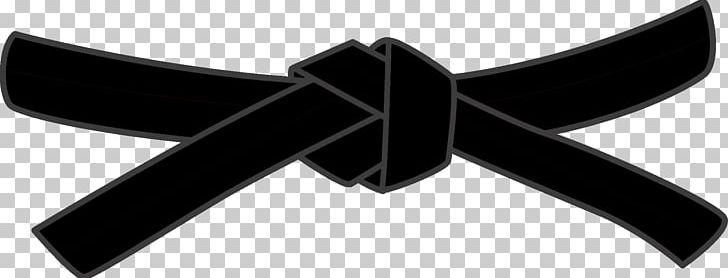 Black Belt Karate Dan Martial Arts Taekwondo PNG, Clipart, Angle.